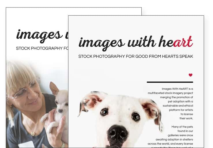 IWHFeatured 2 copy - Images With HeART Info Brochure
