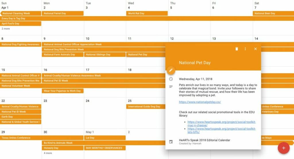 Screen Shot 2018 02 15 at 5.48.56 PM 1024x557 - Social Media Editorial Calendar