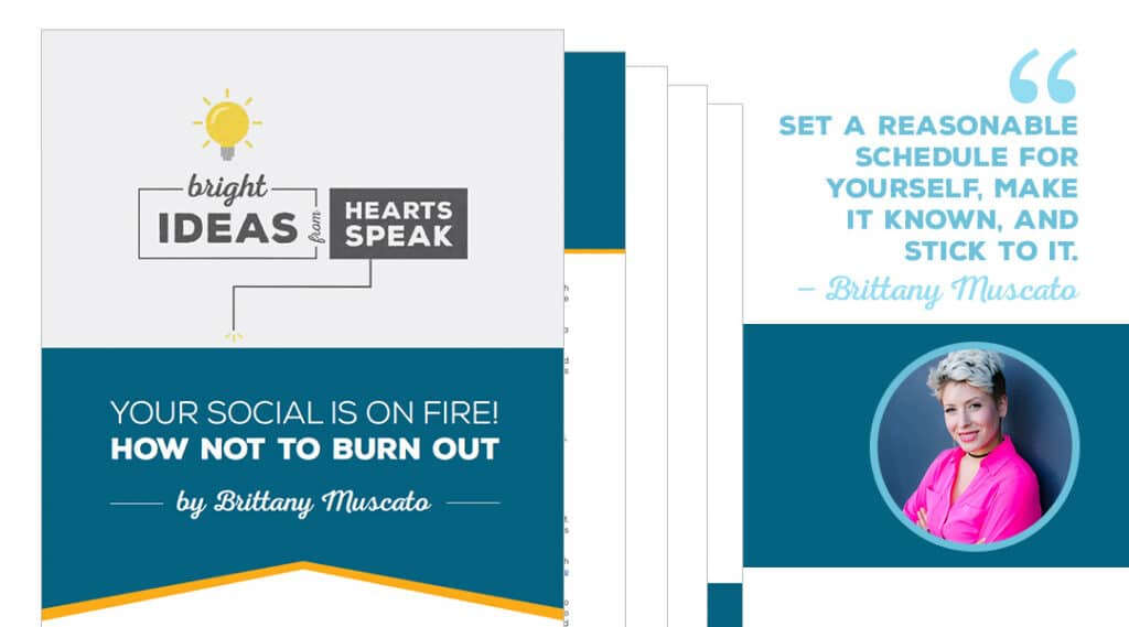 SocialOnFire Featured 1024x569 - Guide: Your Social is On Fire! (How Not to Burn Out)