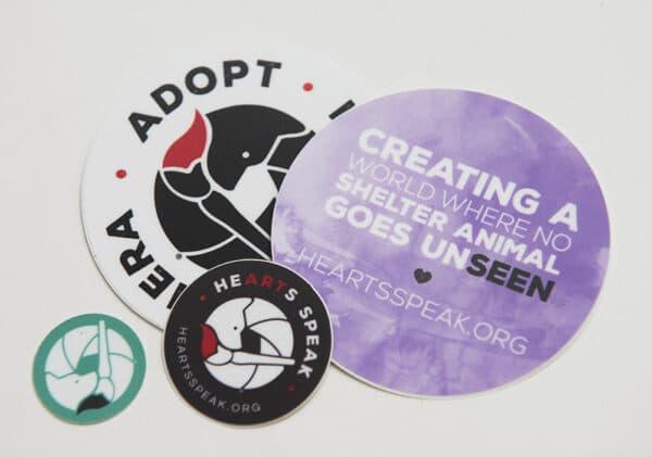 Public 3 1 600x421 - Sticker - 'Creating a World'