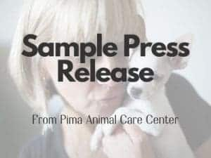 sample press release button 300x225 - Communications & Marketing Guide for Shelters, Amid COVID-19