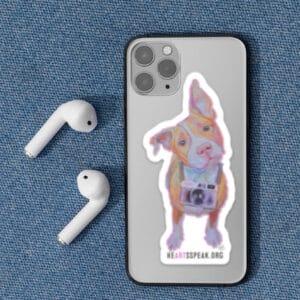 FidgetCellPhoneMock 300x300 - Sticker - Fidget