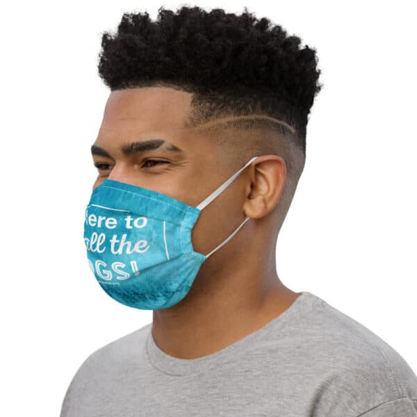 mockup 15f9e933 600x600 - I'm Here to Pet All the Dogs - Face mask
